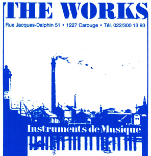 Logo Works Usine Web